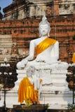 Buddha stupa. Royalty Free Stock Photo