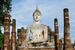 Buddha in Sukhothai Royalty Free Stock Image