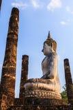 buddha sukhothai Zdjęcia Stock