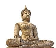 Buddha in Sukhothai historical park, Thailand. Royalty Free Stock Images