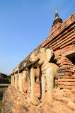 Buddha sukhothai Tajlandia Zdjęcia Stock