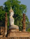 Buddha in Sukhothai, Thailand Royalty Free Stock Photography