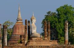 Buddha in Sukhothai, Thailand Royalty Free Stock Images