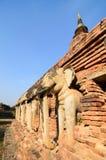 Buddha sukhothai Thailand Stock Photos