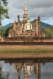 buddha sukothai Royaltyfria Bilder