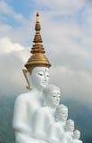 Buddha sulla montagna Fotografie Stock Libere da Diritti