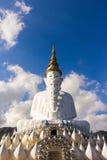 Buddha sulla montagna, Phasornkaew, provincia di Phetchabun, Tailandia Fotografia Stock Libera da Diritti