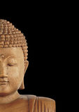Buddha, Symbol des Friedens Lizenzfreies Stockbild