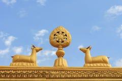 Buddha symbol Royalty Free Stock Photo