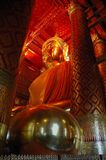 buddha symbolu Thailand watphananchoeng Fotografia Royalty Free