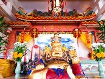 buddha szczęśliwy Obrazy Royalty Free