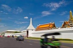buddha szmaragdowy drogowy świątynny Thailand Zdjęcia Royalty Free
