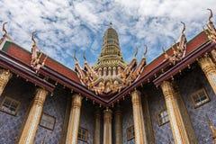 buddha szmaragdowy kaew phra świątyni wat zdjęcia stock