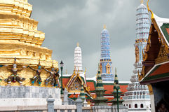 buddha szmaragdu świątynia Obrazy Stock