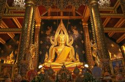 Buddha Tailândia Imagem de Stock Royalty Free