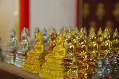 Buddha tailandês Fotografia de Stock Royalty Free