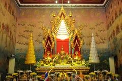 Buddha tailandese Immagine Stock Libera da Diritti