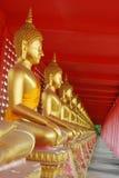 Buddha tailandese Fotografie Stock
