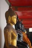 Buddha tailandese Fotografie Stock Libere da Diritti