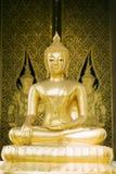 Buddha tailandese fotografia stock libera da diritti