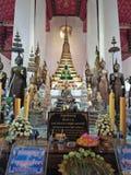 Buddha in Tailandia Fotografia Stock