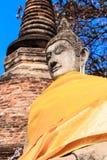 Buddha Tailandia Fotografia Stock Libera da Diritti