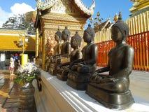 Buddha in Tailandia Fotografia Stock Libera da Diritti