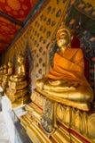 Buddha, Tajlandia Zdjęcia Royalty Free