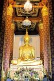 Buddha, Tajlandia Fotografia Stock