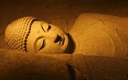 buddha target1830_0_ Fotografia Royalty Free