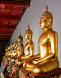 buddha target1855_0_ Zdjęcie Stock