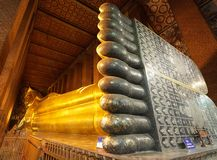 buddha target2300_0_ złoty Obraz Stock