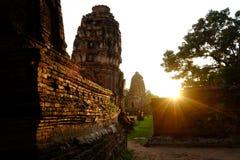 Buddha-Tempel 1 Lizenzfreie Stockfotos