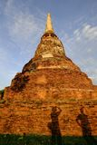 Buddha-Tempel 1 Lizenzfreies Stockfoto