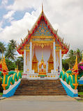 Buddha-Tempel Stockbilder