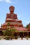 buddha tempel Royaltyfria Foton