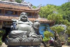 Buddha-Tempel Lizenzfreie Stockfotografie