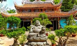 buddha tempel Arkivfoto
