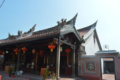 Buddha-Tempel Lizenzfreies Stockfoto