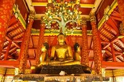 Buddha-Tempel in Thailand Stockbilder