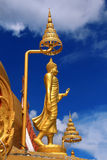 buddha tempel thailand Fotografering för Bildbyråer