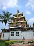 Buddha Temple. Near Bangalore, India Stock Photos