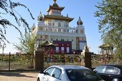 Buddha Temple stock image