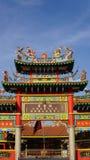 Buddha temple in Kuala Selangor, Malaysia Stock Photo