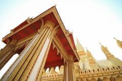 Buddha Temple of Luang Prabang Laos Stock Image