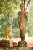 Buddha. In Temple Nan Thailand Royalty Free Stock Photos