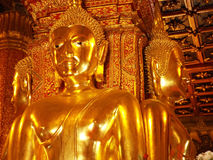 Buddha-testa Fotografia Stock