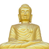 Buddha in thai Royalty Free Stock Photos