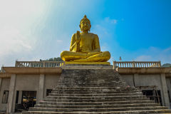 Buddha , Thai ,temple,gold Stock Photos