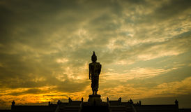 Buddha thai2. Temple culture tradition faithfulness buddha Stock Image